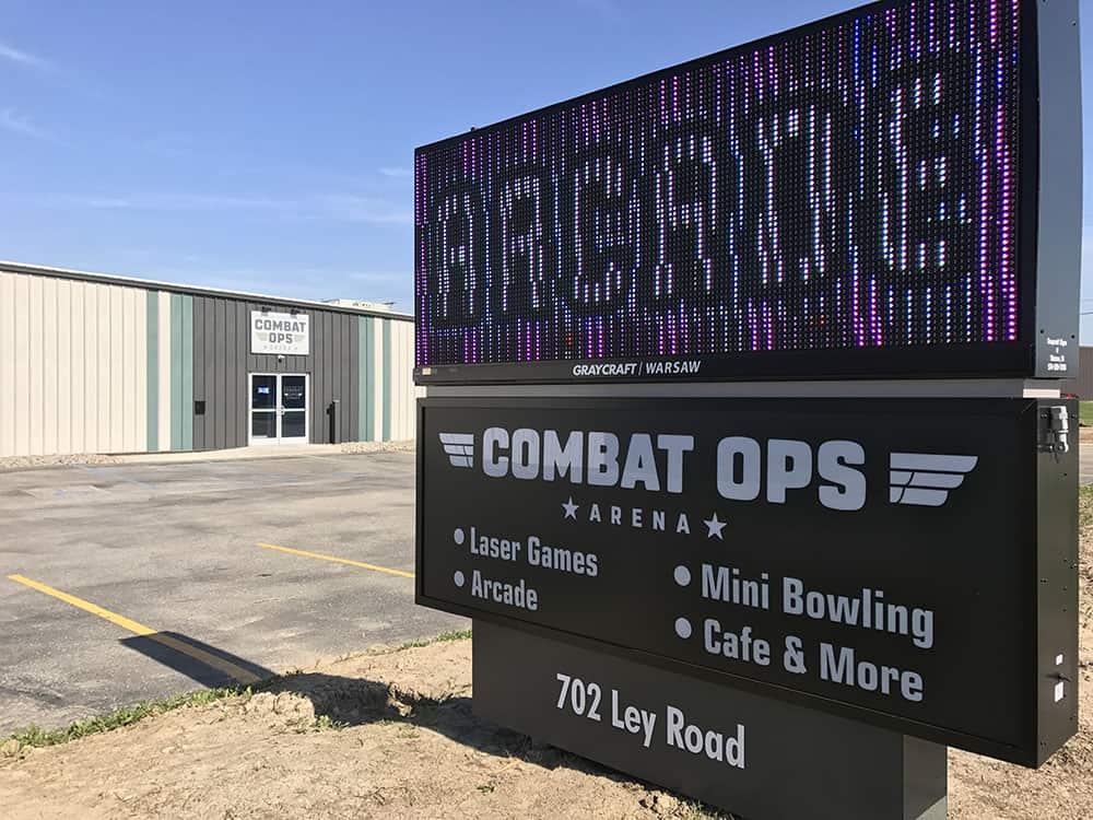 Combat Ops Arena in Fort Wayne, IN