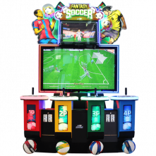 Fantasy Soccer Cabinet by UNIS