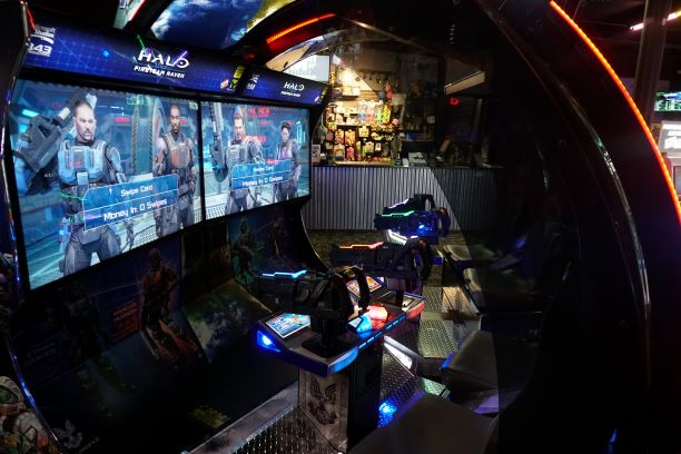 Halo: Fireteam Raven at Combat Ops Arena