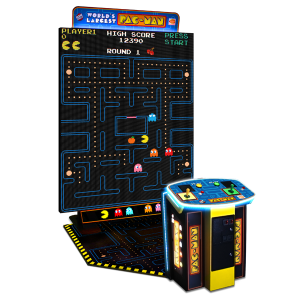 World's Largest Pac-Man by Bandai Namco