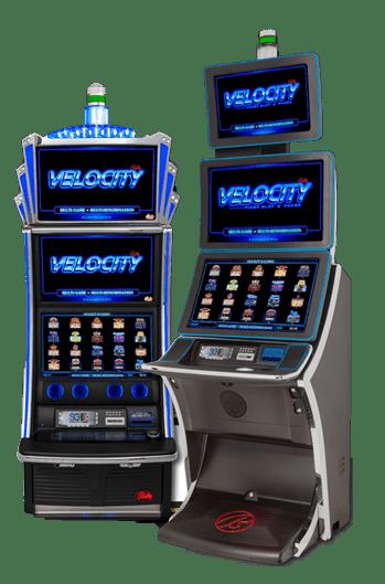 Velocity V22 & V27 Slot Machine Cabinets