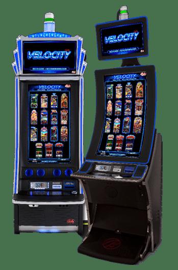 Velocity V32/Wave Slot Machine Cabinets