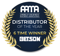 AAMA Distributor of the Year - 6 Time Winner - Betson