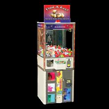 Find A Key Merchandiser Crane by The Really Big Crane Company - Betson Enterprises