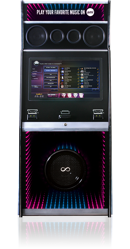 AMI NGX Infinity Jukebox