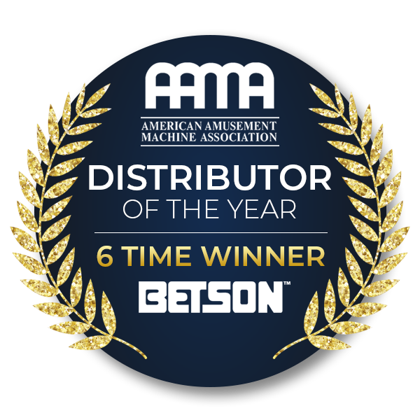 AAMA Distributor of the Year - 6 Time Winner - Betson Enterprises