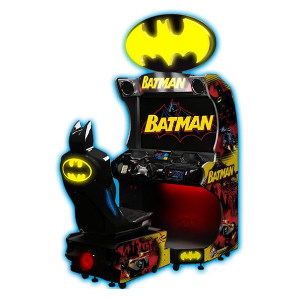 "Batman 42"" DLX USED Raw Thrills"