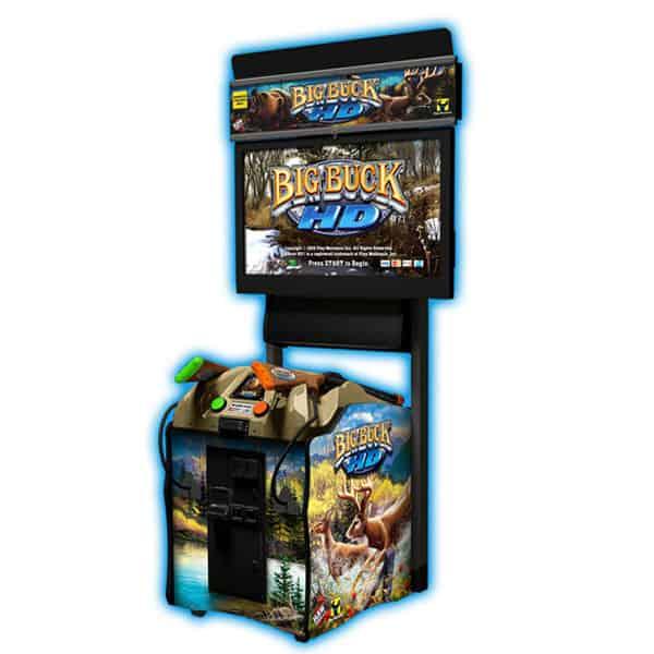 "Big Buck HD 42"" Mini OFFLINE Used Raw Thrills Play Mechanix"