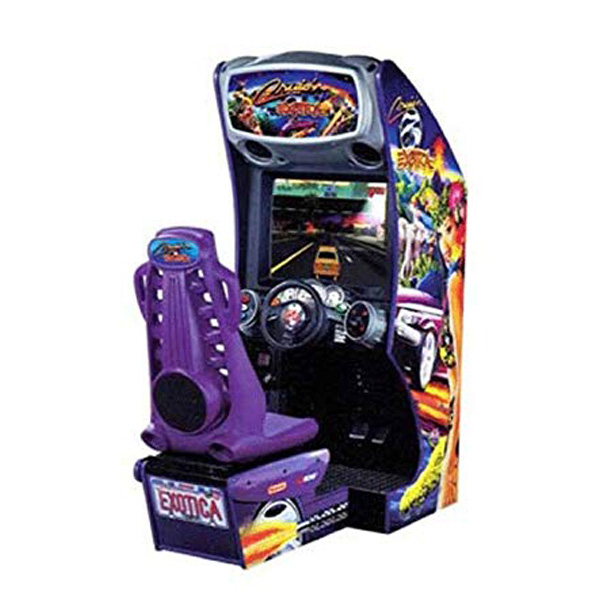 """Cruis'n Exotica 27"""" Used Arcade Midway"""