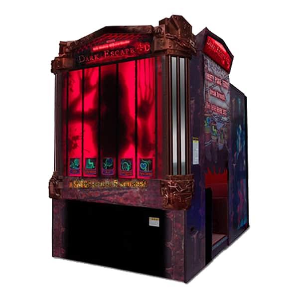 Dark Escape 4D Used Arcade Namco