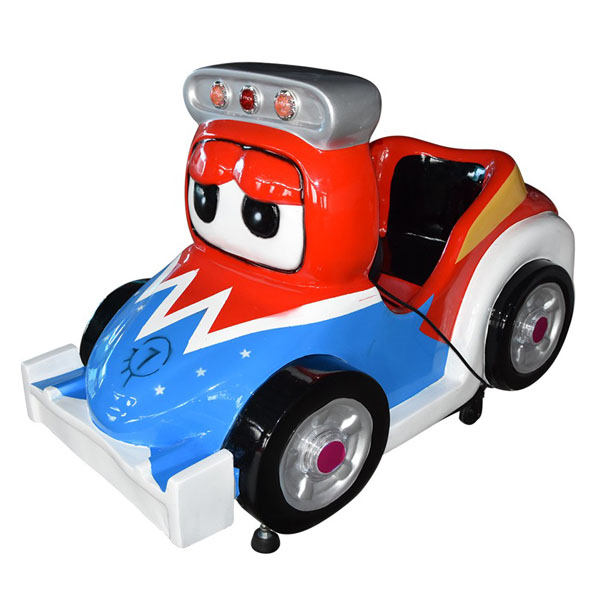 F1 Racer Kiddie Ride Used Game