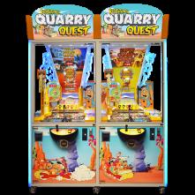 Flintstones Quarry Quest 2-Player Cabinets by Elaut - Betson Enterprises
