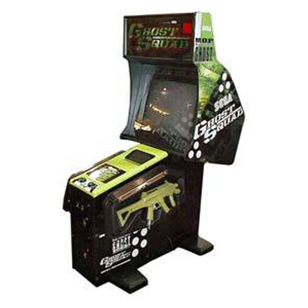 Ghost Squad Standard Used Arcade Sega