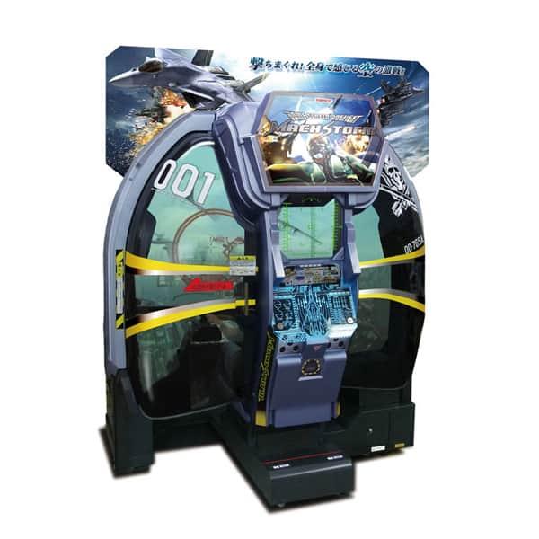 Mach Storm Used Arcade Namco