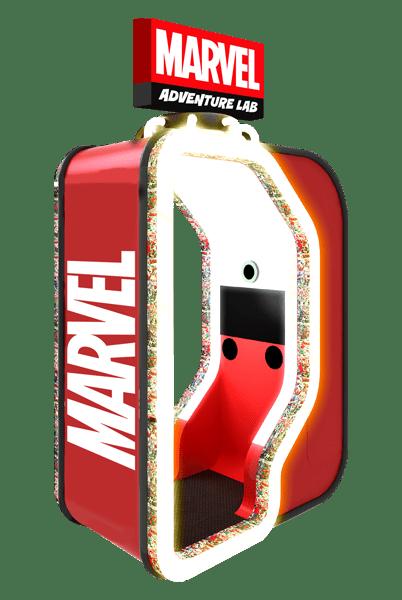 Marvel Adventure Lab Photo Booth Operators