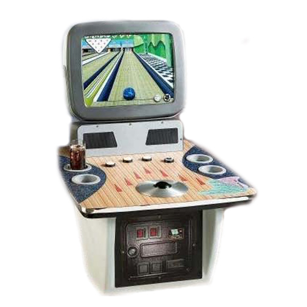 Rockin Bowl O Rama Used Arcade Bandai Namco