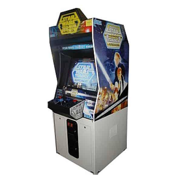 Star Wars Trilogy Upright Used Arcade SEGA
