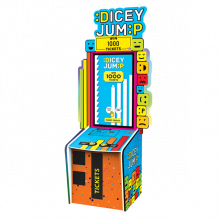 Dicey Jump Arcade Game by TouchMagix - Betson Enterprises