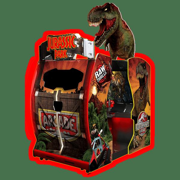 Jurassic Park Arcade by Raw Thrills - Water Parks