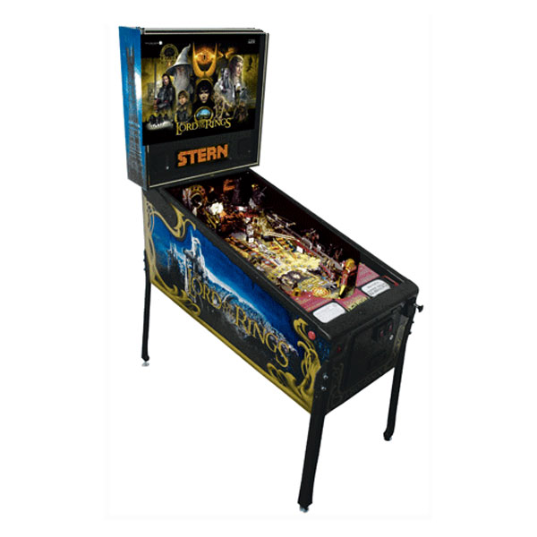 Lord of the Rings Used Pinball by Stern