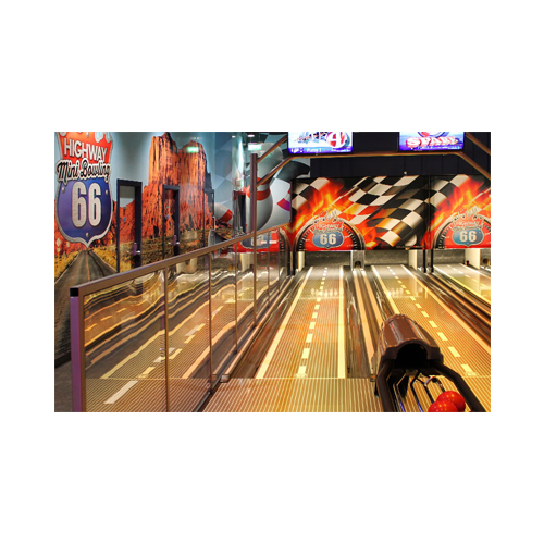 Highway 66 Mini Bowling - QuibicaAMF - Betson Enterprises