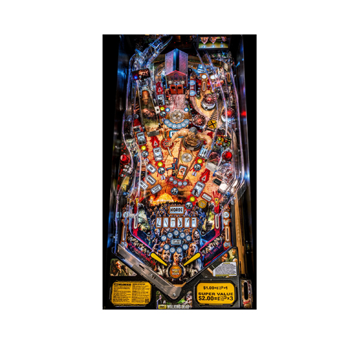 The Walking Dead Pinball - Stern Pinball - Betson Enterprises